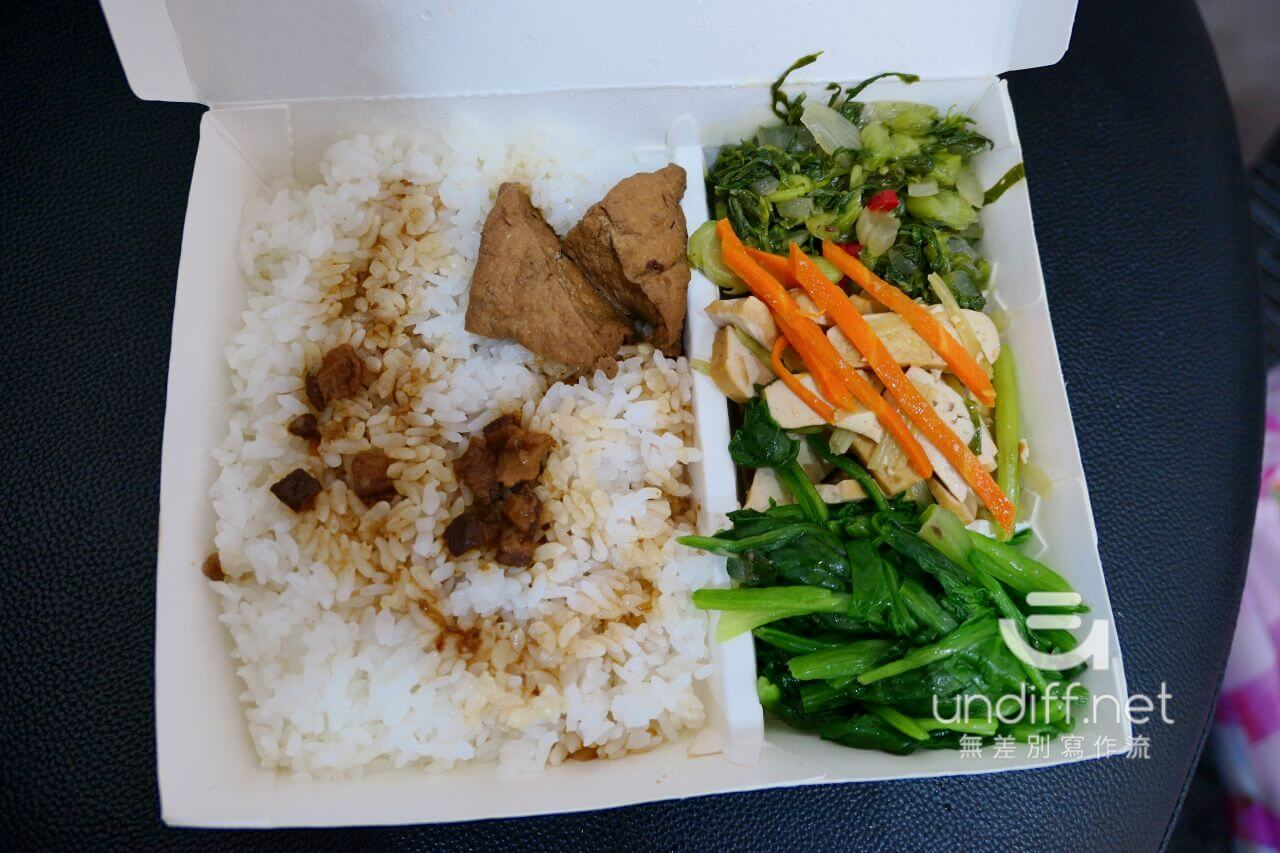 【內湖 訂便當日記】一品園魯肉飯 22