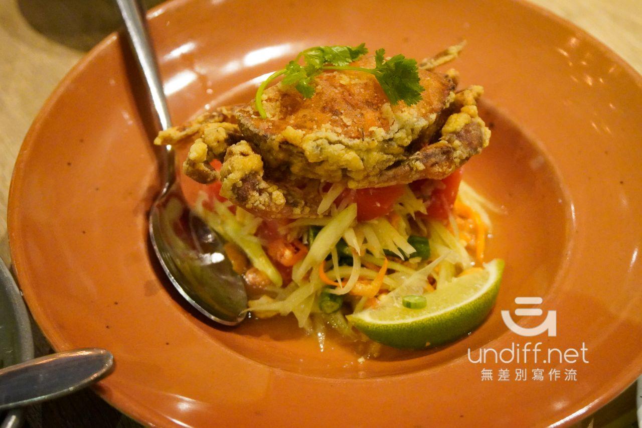 【台北美食】Woo Taiwan 泰式料理 ATT 4 Recharge 》來自清邁的時尚泰國餐廳 42