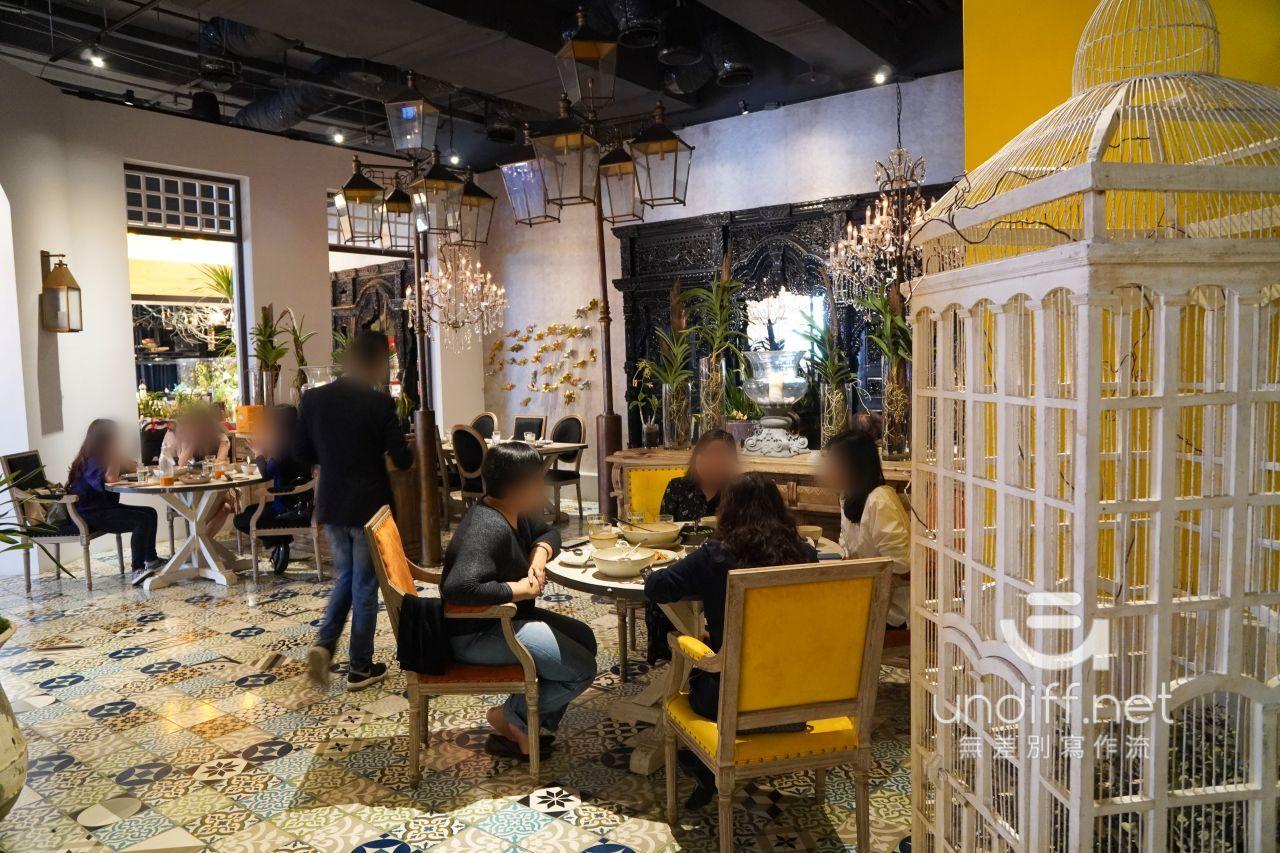 【台北美食】Woo Taiwan 泰式料理 ATT 4 Recharge 》來自清邁的時尚泰國餐廳 6