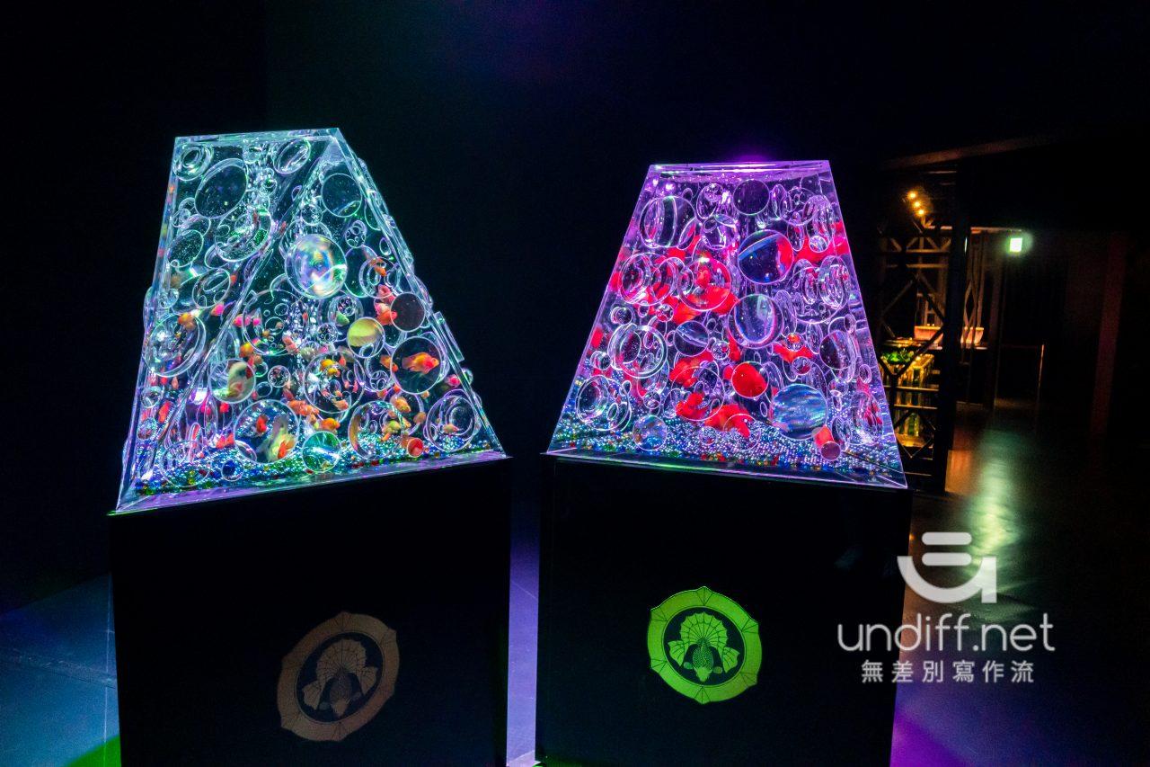 【熊本展覽】Art Aquarium 金魚展 》燈光與金魚共舞的奇幻展覽 32