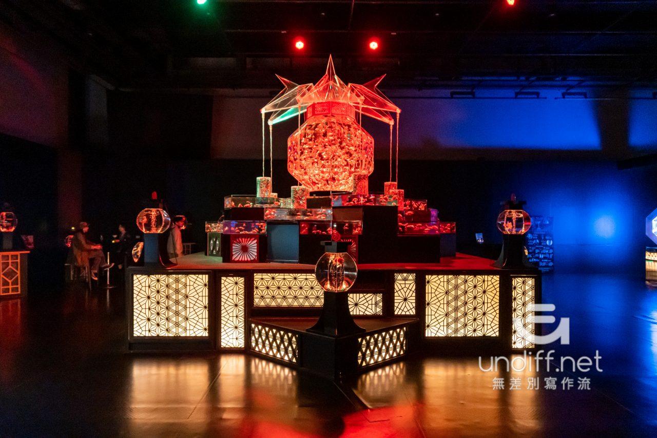 【熊本展覽】Art Aquarium 金魚展 》燈光與金魚共舞的奇幻展覽 62