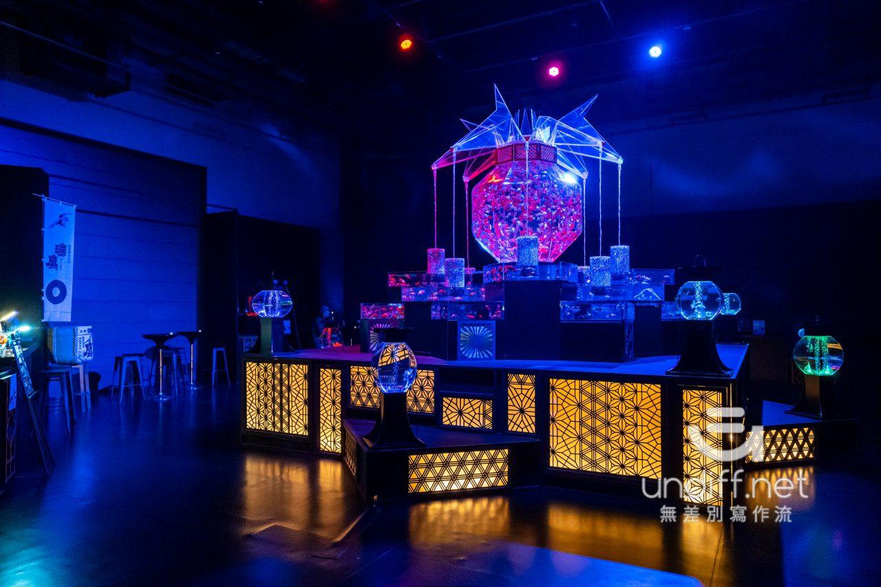 【熊本展覽】Art Aquarium 金魚展 》燈光與金魚共舞的奇幻展覽 50