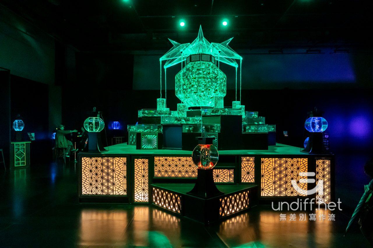 【熊本展覽】Art Aquarium 金魚展 》燈光與金魚共舞的奇幻展覽 60