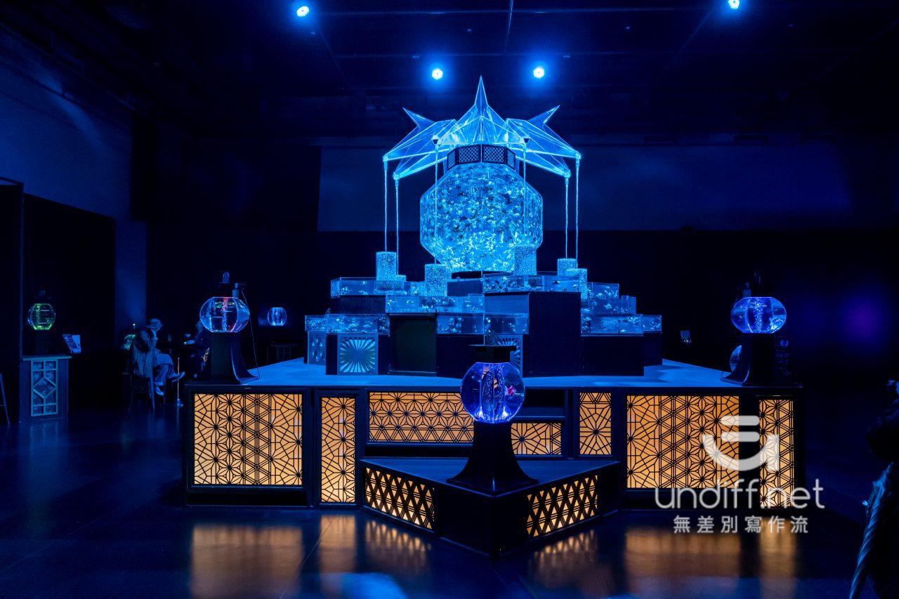 【熊本展覽】Art Aquarium 金魚展 》燈光與金魚共舞的奇幻展覽 56