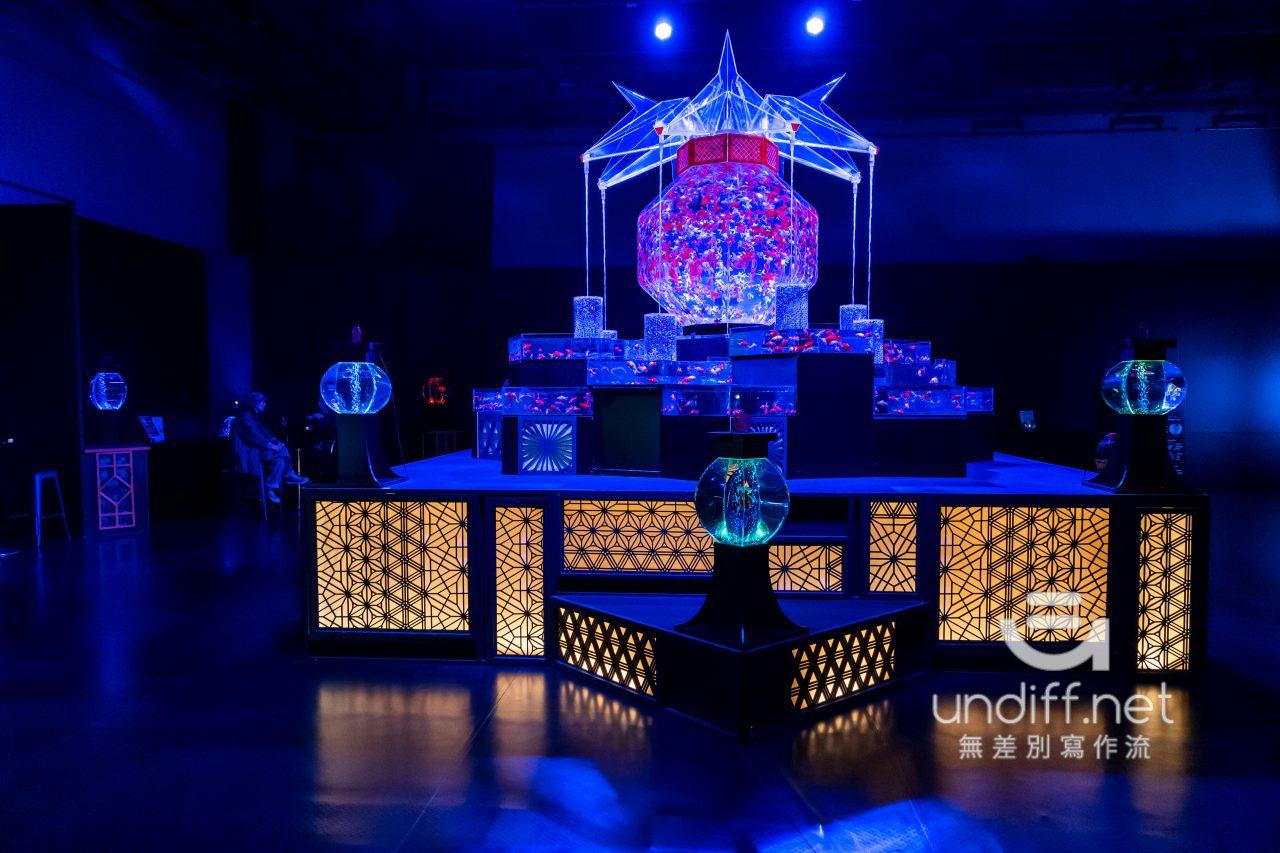 【熊本展覽】Art Aquarium 金魚展 》燈光與金魚共舞的奇幻展覽 58