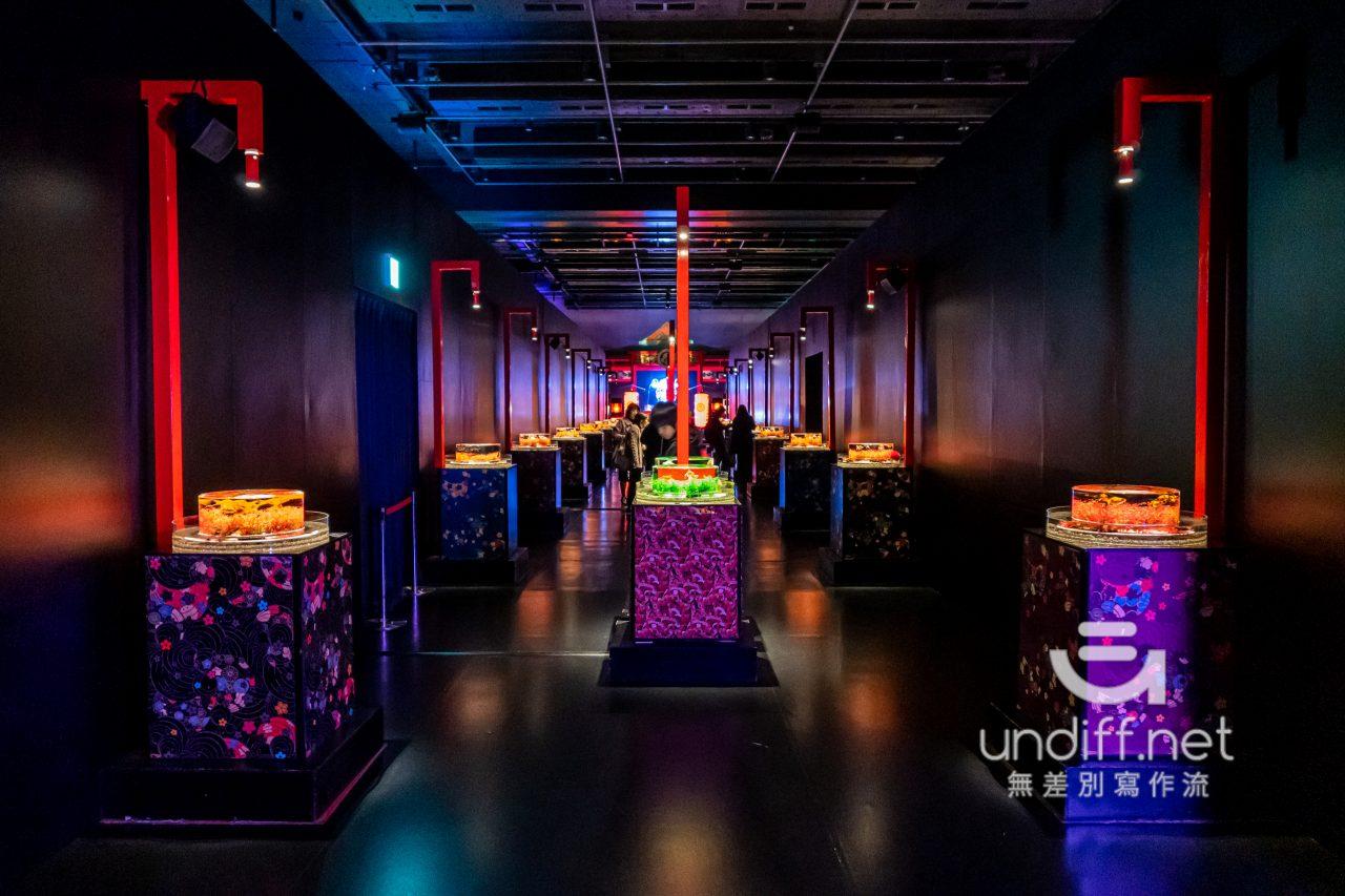 【熊本展覽】Art Aquarium 金魚展 》燈光與金魚共舞的奇幻展覽 66