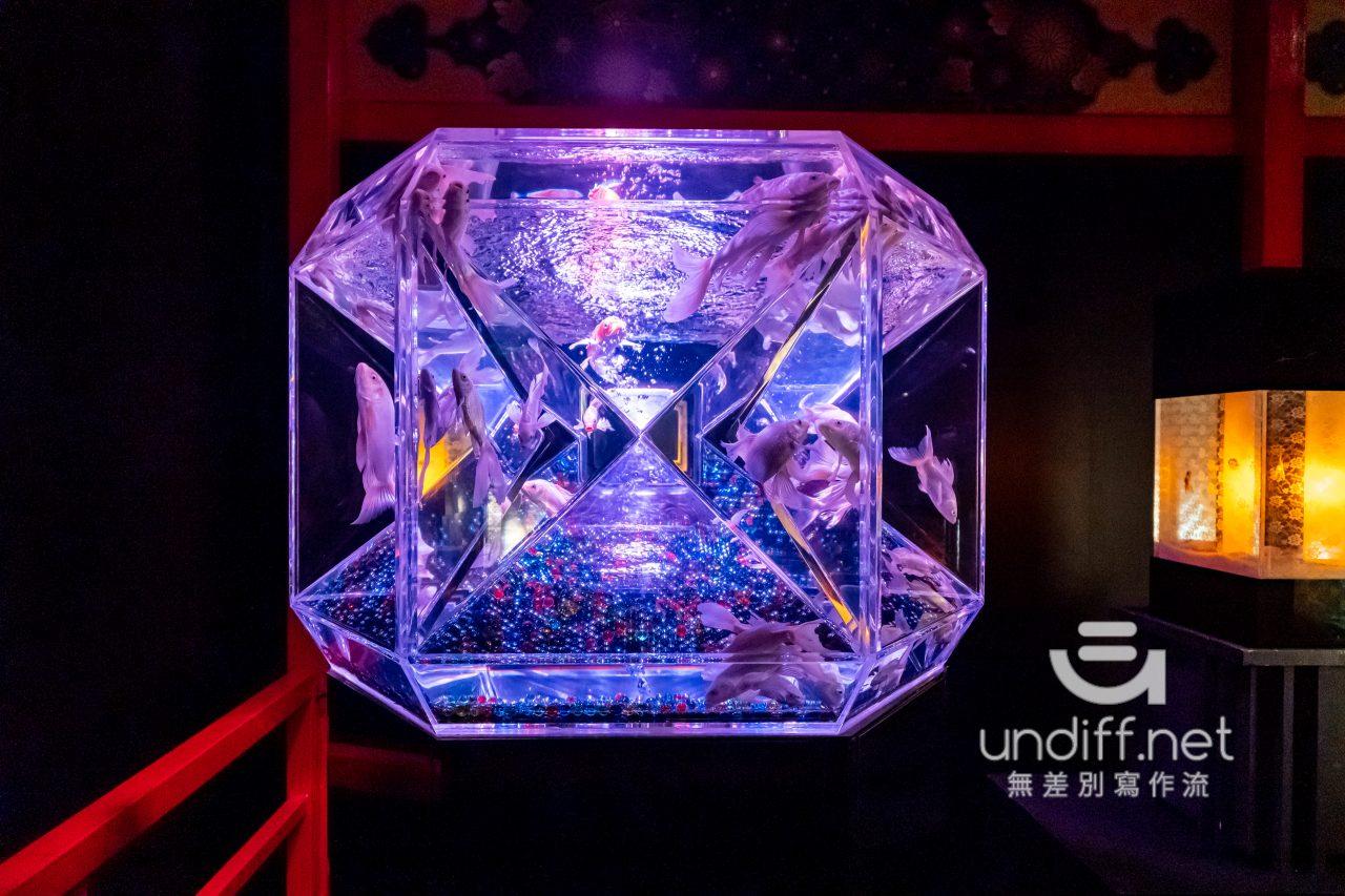 【熊本展覽】Art Aquarium 金魚展 》燈光與金魚共舞的奇幻展覽 82