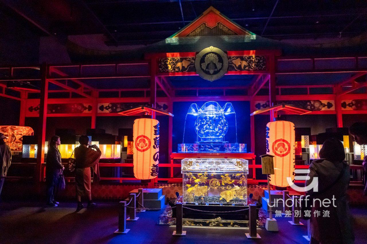 【熊本展覽】Art Aquarium 金魚展 》燈光與金魚共舞的奇幻展覽 76