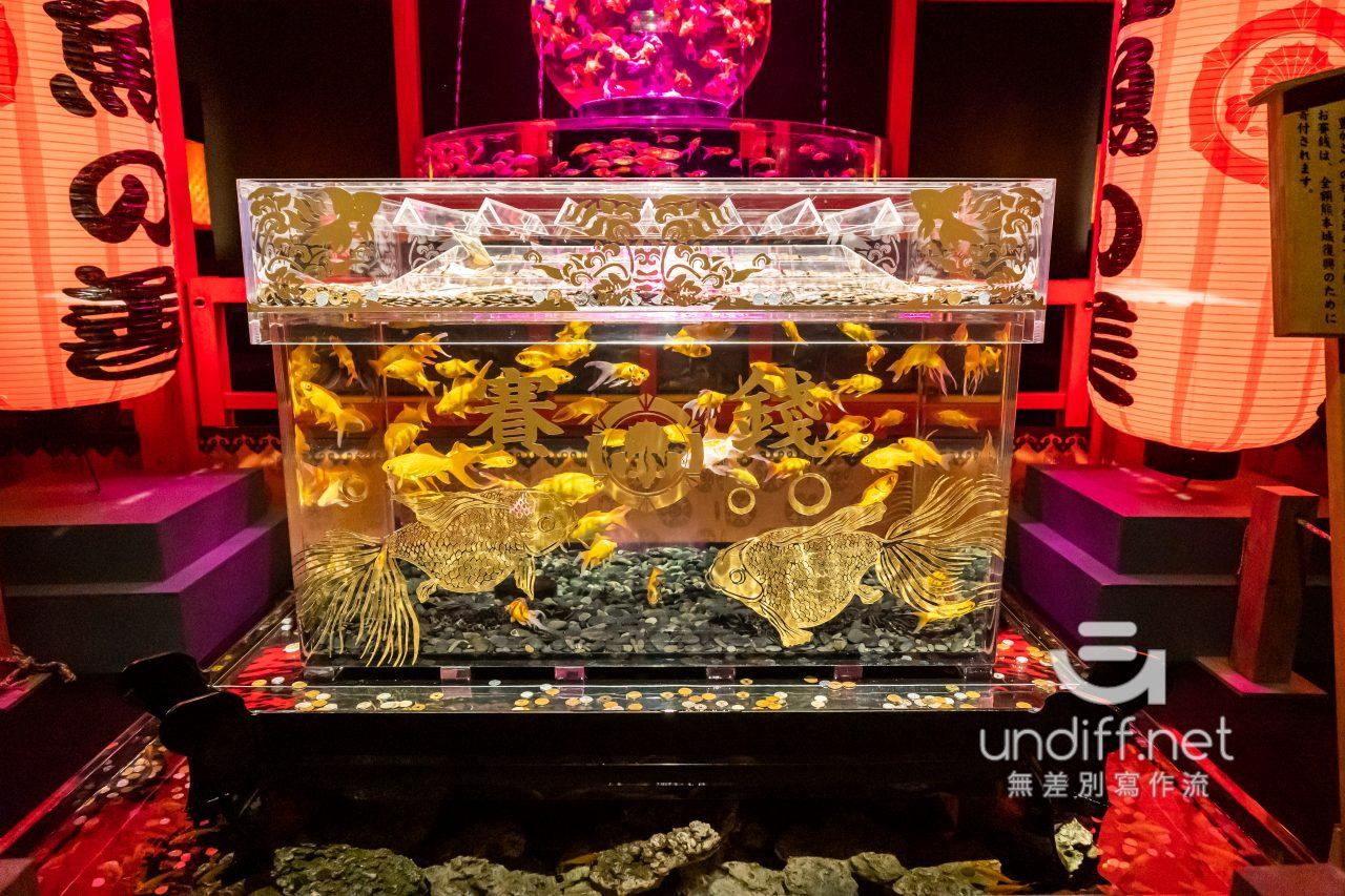 【熊本展覽】Art Aquarium 金魚展 》燈光與金魚共舞的奇幻展覽 80
