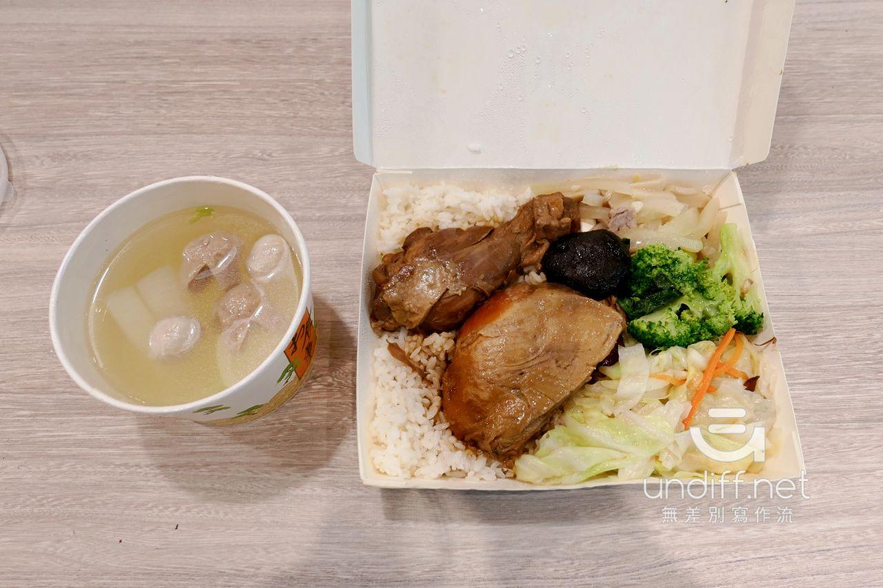 【內湖 訂便當日記】壹佰號香菇燜雞飯 8