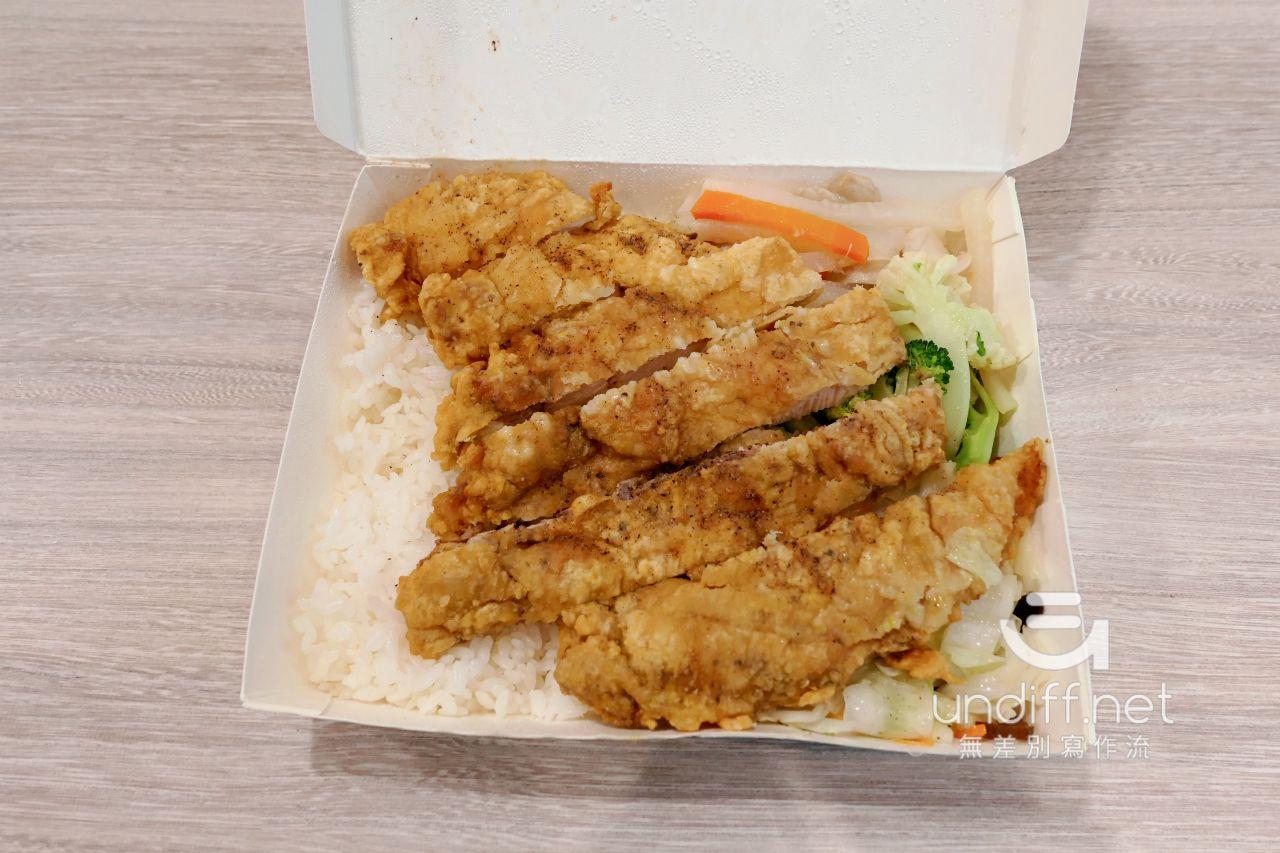 【內湖 訂便當日記】壹佰號香菇燜雞飯 18