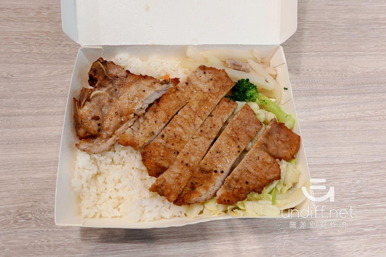 【內湖 訂便當日記】壹佰號香菇燜雞飯 16