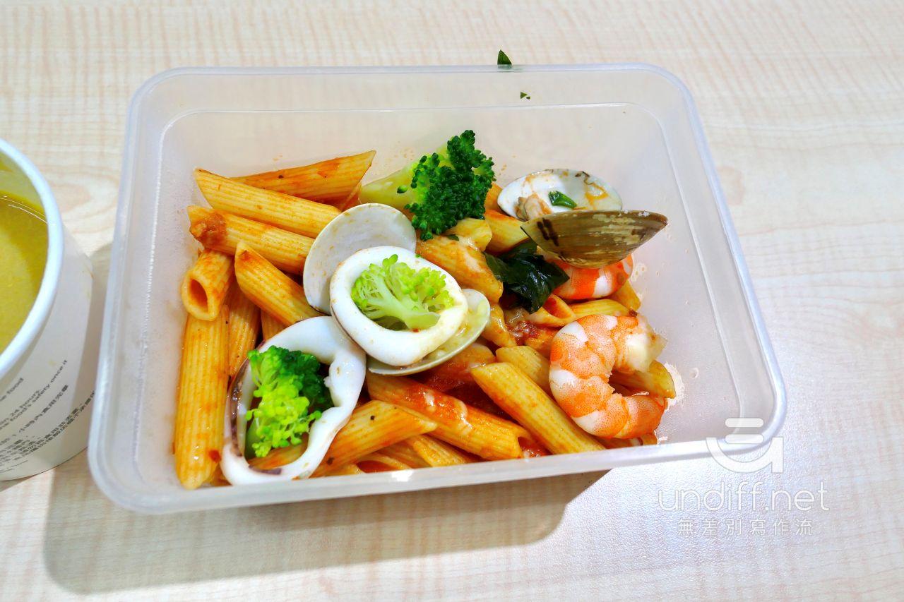 【台北便當】寒舍艾美酒店 》超高CP值百元商業午間餐盒 10